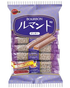Long-selling  Japanese sweets of Lumand series