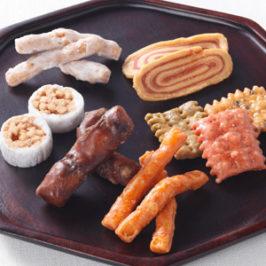 Fashionable Wagashi (Japanese-style Sweet) of Popular Snack