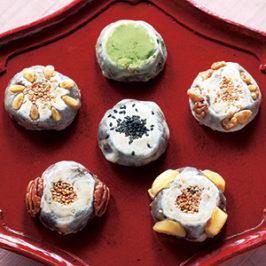 """""""Kintsuba"""" Wagashi (Japanese Style Sweet) of Kyoto"""
