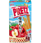 "Fresh Taste's Japanese Sweets of ""Pretz"""