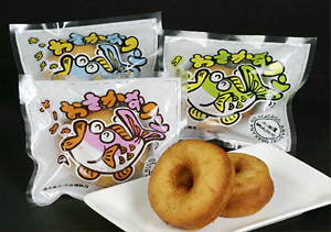 Japanese Sweets of Abashiri City, Hokkaido