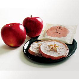 Wagashi ( Japanese sweet) of Aomori Prefecture