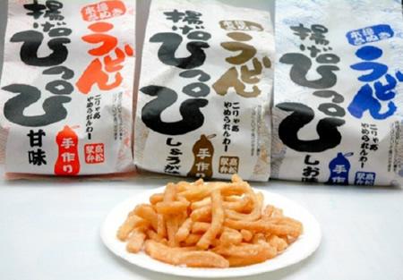 Wagashi (Japanese Style Sweet) of Kagawa Prefecture