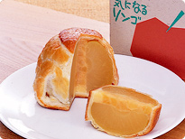 Japanese Sweet of Aomori prefecture