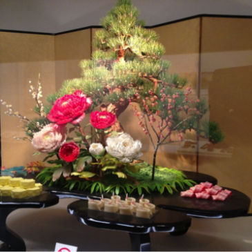 Kyoto Style Wagashi(京菓子) Museum and Tea Room